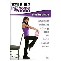 Susan Tuttle In Home Fitness: Standing Pilates