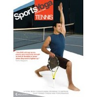 Sports Yoga Tennis by Billy Asad DVD